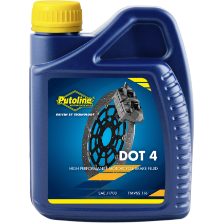 Brake, Coolants and other maintenance fluids
