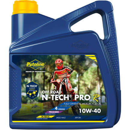 Off Road Motorcycle Oils